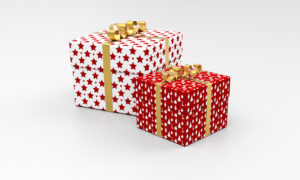 Presence or presents? Which gift matters most?
