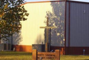 Trinity Southern Baptist Church, Afton, OK